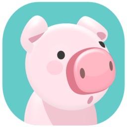 Pig jump and run