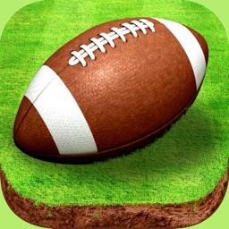 Football Kickoff Flick: Big Kick Field Goal Pro