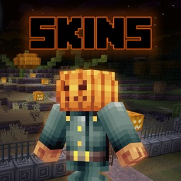 Halloween Skins for Minecraft PE (Spooky & Scary Skins for Pocket Edition)