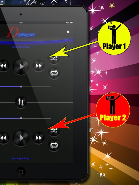 Double Player for Music Screenshots