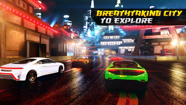 High Speed Race: Arcade Racing 3D