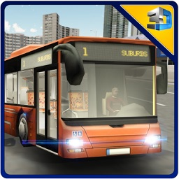 Public Transport Bus simulator – Complete driver duty on busy city roads