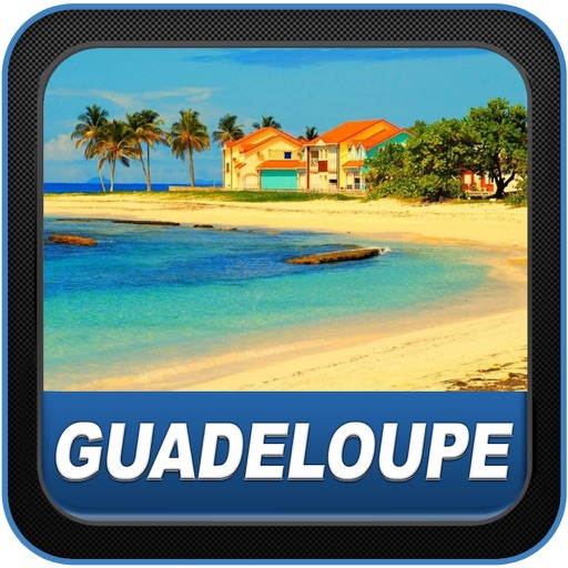 Guadeloupe Attractions - Offline Map iOS App