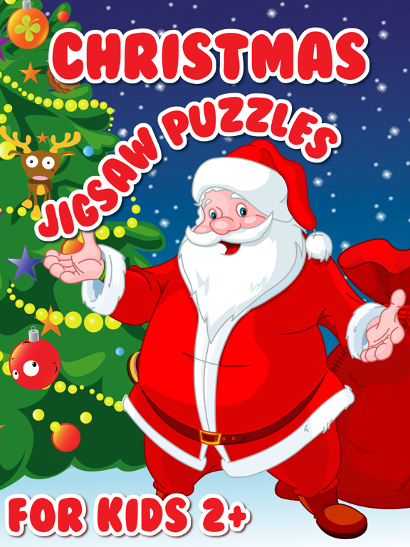 Christmas Jigsaw Puzzle Games For Toddler S Kid S App Price Drops