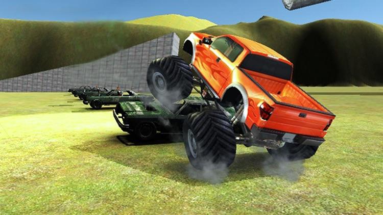 Monster Truck Demolition Derby- Super Driving 2017 screenshot-3