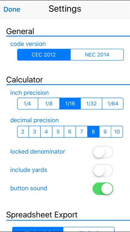 Transformer Calc Pro screenshot-3