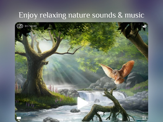 Screenshot #1 for Flowing ~ Meditation in Nature
