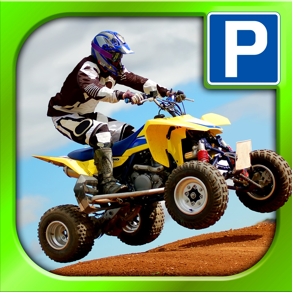 ATV Parking - eXtreme Off-Road Truck Driving Simulation & Racing Games hack