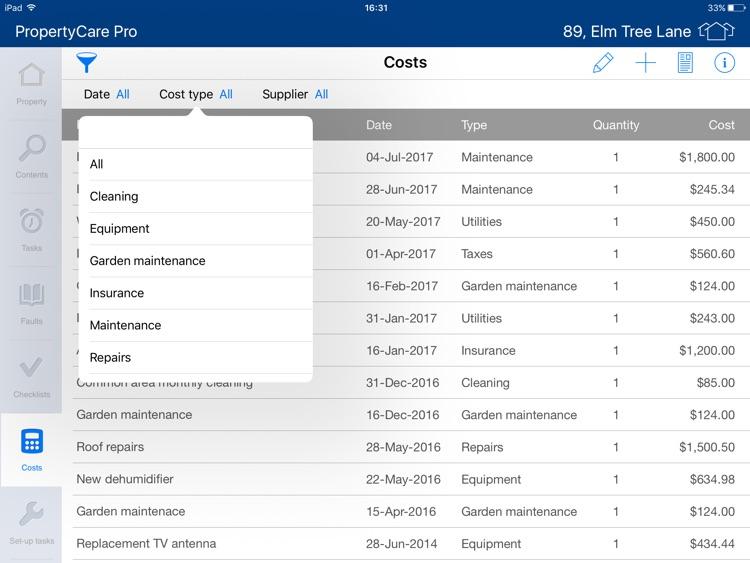 PropertyCare Pro screenshot-4