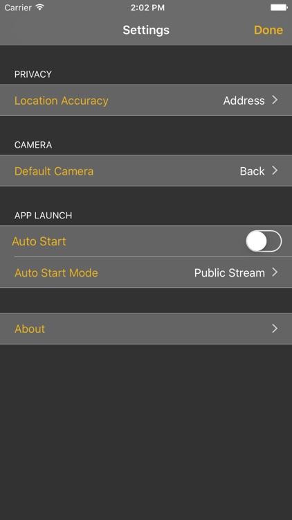 Proof - Live Streaming screenshot-3