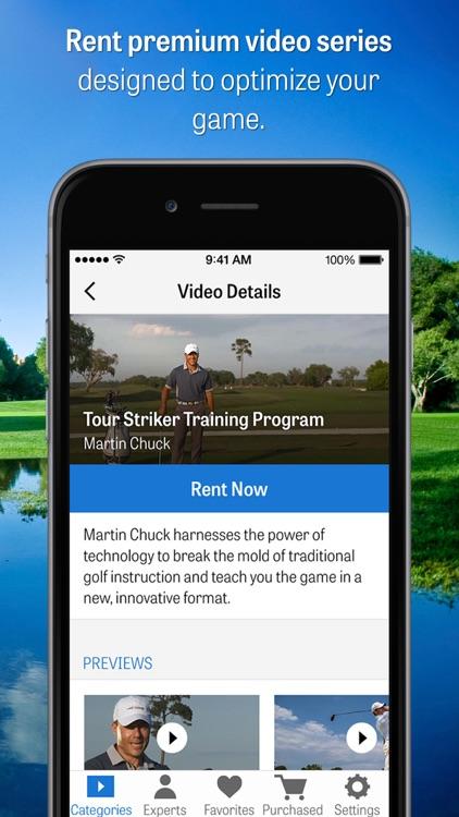 Golfplan: Golf Instruction + Coaching screenshot-4