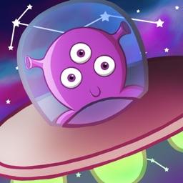Cute Aliens - Match 3 Invasion