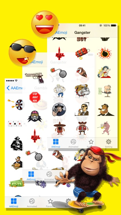 Adult Emoji keyboard Extra for Messenger Chatting