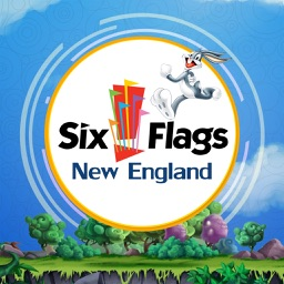 Great App for Six Flags New England