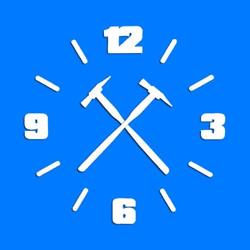Digital Clock In