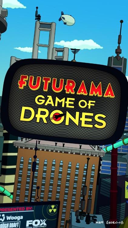 Futurama: Game of Drones screenshot-4