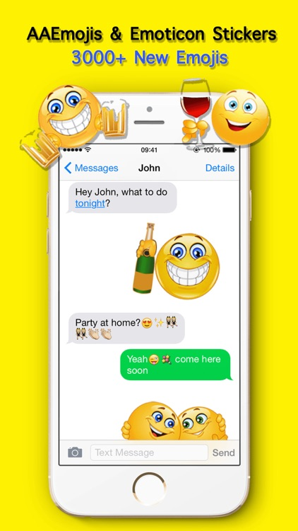 Adult Emoji keyboard Extra for Messenger Chatting screenshot-3