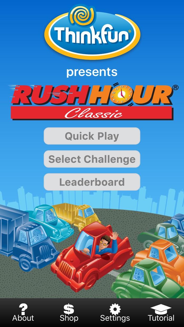 Rush Hour Free Screenshot