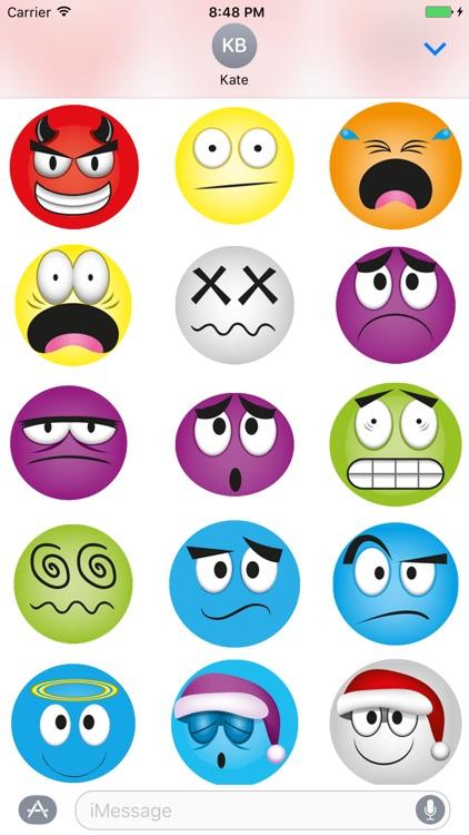 Emoticons - Fc Sticker