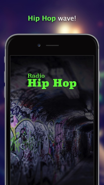 Radio Hip Hop - the top internet radio stations 24/7