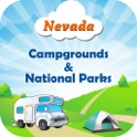 Nevada - Campgrounds & National Parks icon