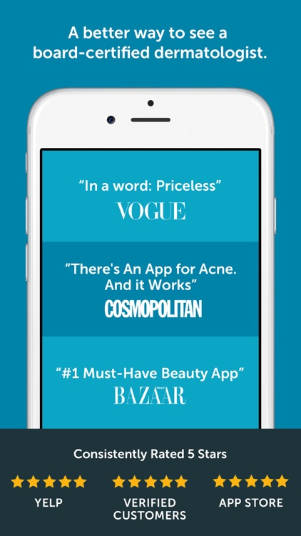 Spruce - your online dermatologist screenshot-0
