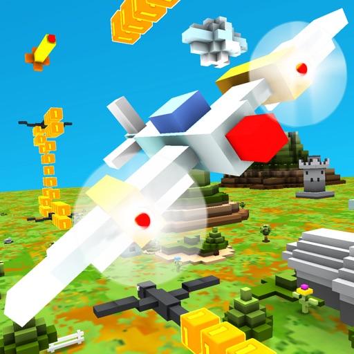 Blocky Plane