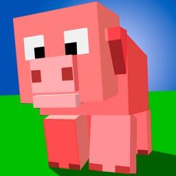 Cube Piglet Simulator 3D Full