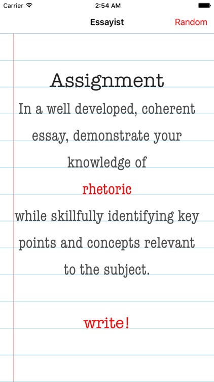 Essay Writer screenshot-2