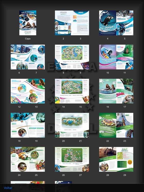 Guía SeaWorld Parks (Español) screenshot-4