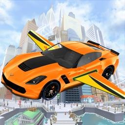 Real Futuristic Flying Car: Best Pilot Simulator