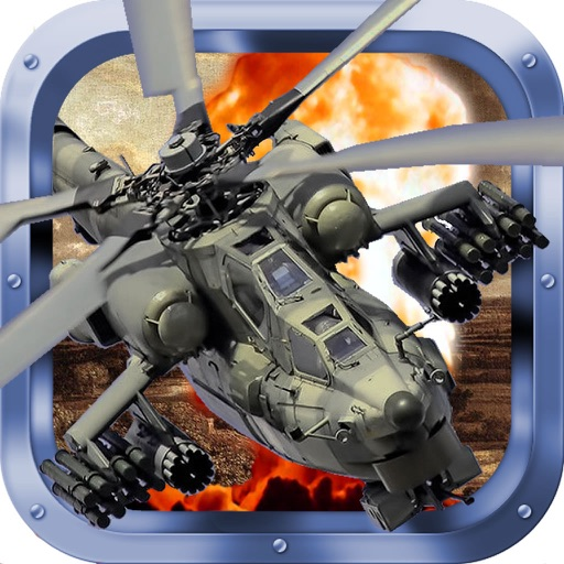 An Explosive Helicopter - Combat High Strike