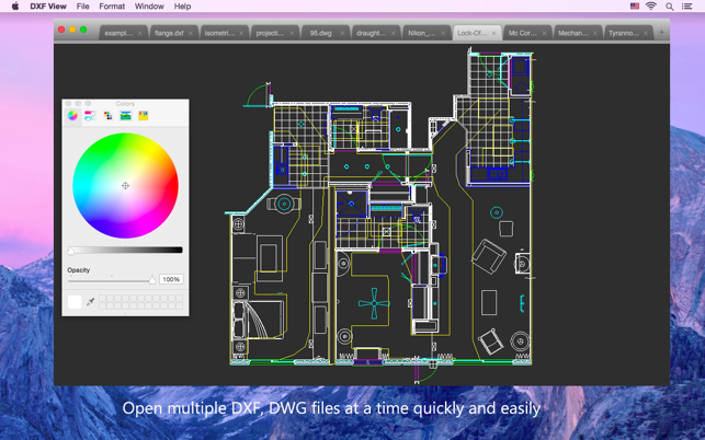 ‎DXF View - Open & View DXF™ and DWG™ Files