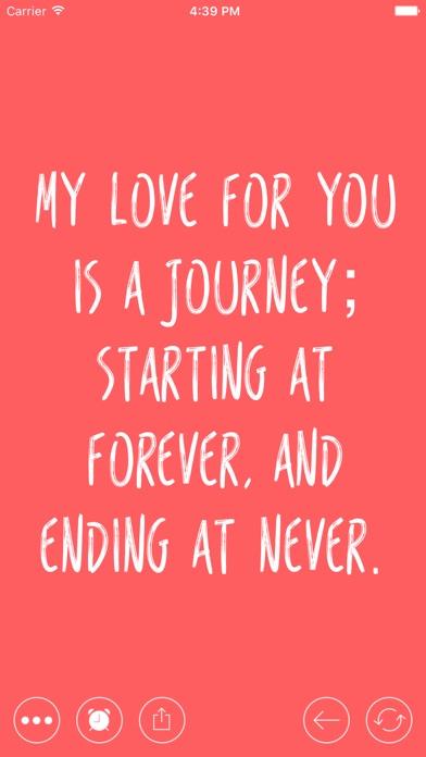 Romantic Quotes Daily Love   Romantic Quotes | App Price Drops Romantic Quotes