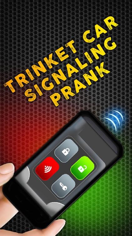 Trinket Car Signaling Prank