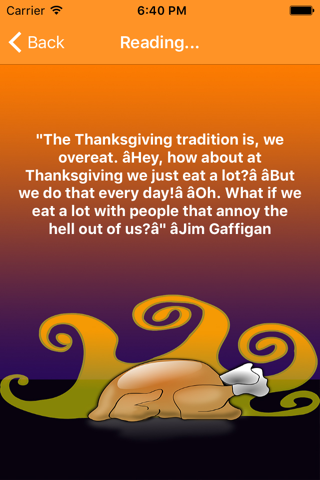 Thanksgiving 2015 : Great Radio Stations & Music (+ Funny Jokes and Stories! ) screenshot 1