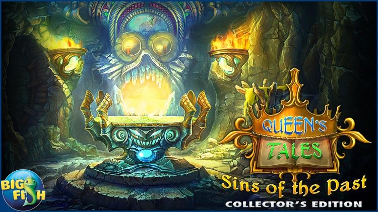 Queen's Tales: Sins of the Past - A Hidden Object Adventure (Full) screenshot-4