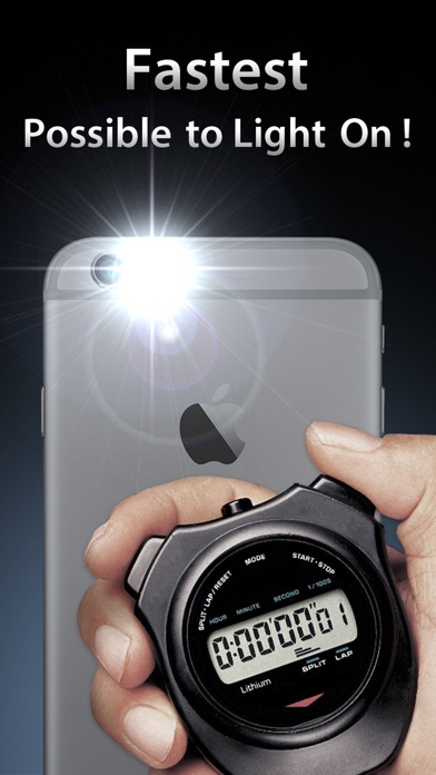 Flashlight review screenshots