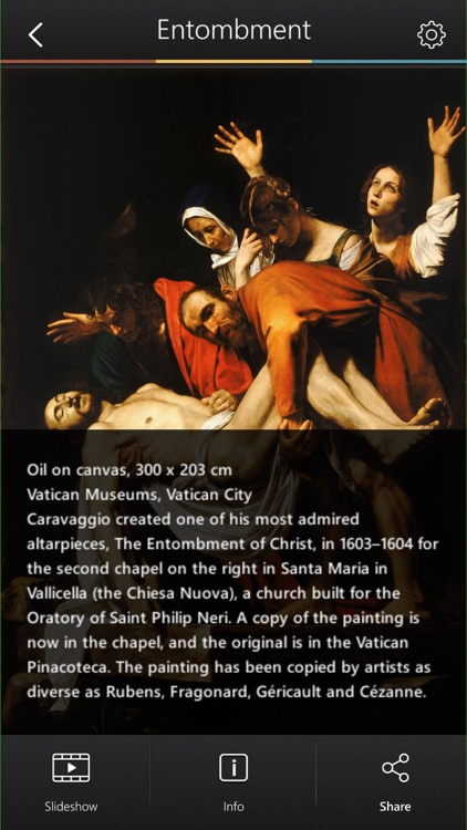 Caravaggio Art Gallery & Virtual Museum screenshot-4