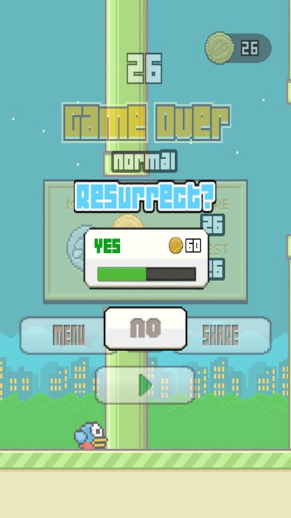 Flapper Birds - The Impossible Flappy Adventure Go