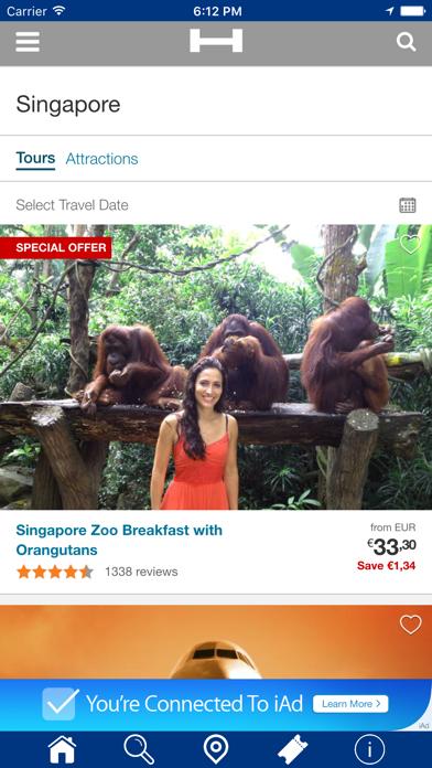 Singapur Hoteles + Compara y Reserva de hotel para esta noche con el mapa y viajes turísticosCaptura de pantalla de2