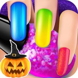 Nail Party Makeover and Nail Salon - Girls Games