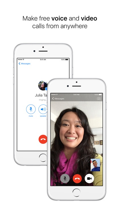 Messenger app image