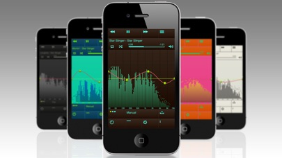 Screenshot for EQu - the quality equalizer in Portugal App Store