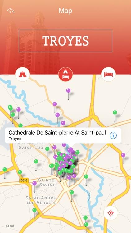 Troyes Travel Guide screenshot-3