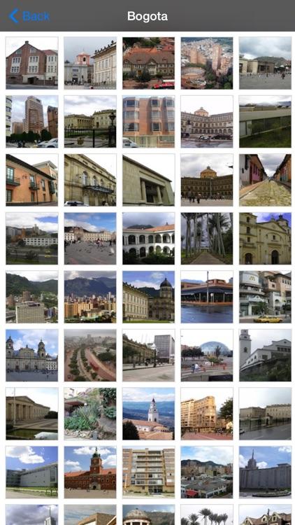 Bogota Offline Map Travel Guide screenshot-4
