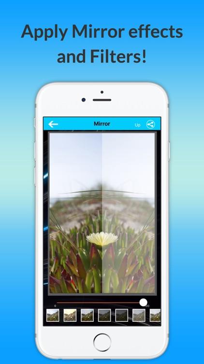 Photo Mirror-Stylish Effects screenshot-4