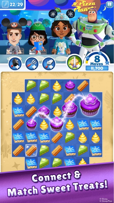 Disney Dream Treats screenshot one