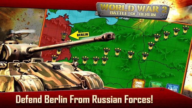 World War 2: Battle of Berlin screenshot-0