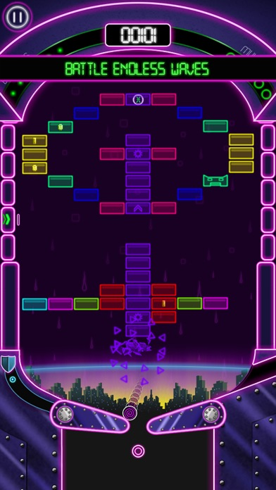 Pinball Breaker Forever Screenshot